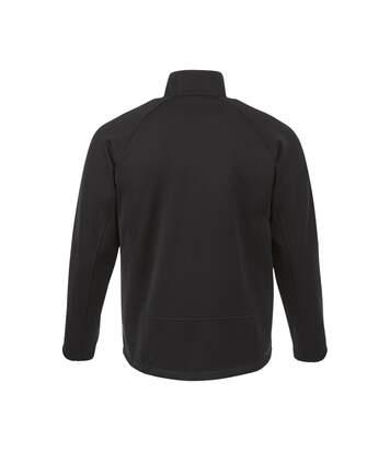 Slazenger Chuck Mens Softshell Jacket (Black) - UTPF2222