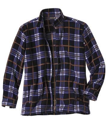 Svrchní fleecová košile Hudson