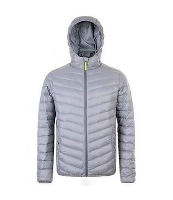 SOLS Mens Ray Padded Jacket (Metal Grey) - UTPC2819