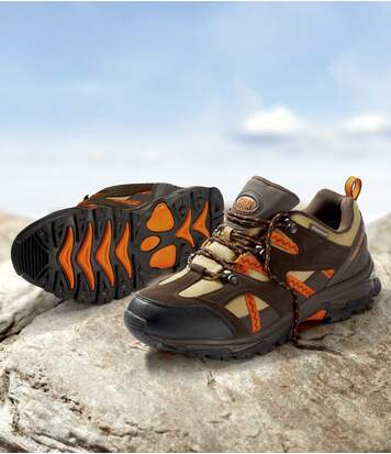 Buty Trekkingowe o niskiej cholewce