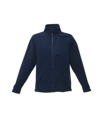 Regatta Great Outdoors Unisex Sigma Symmetry Heavyweight Anti-Pill Fleece Zip Up Jacket (380 GSM) (Dark Navy) - UTRG1843