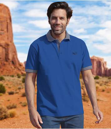 2er-Pack Poloshirts Legendary Arizona