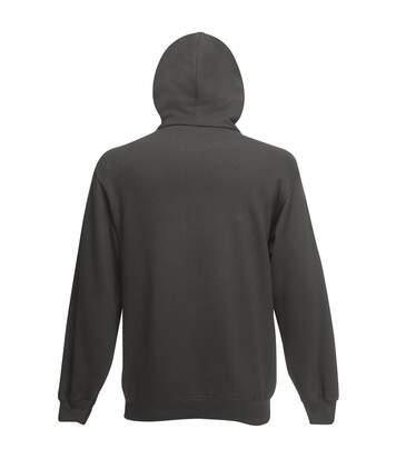 Fruit Of The Loom Mens Hooded Sweatshirt / Hoodie (Deep Navy) - UTBC366