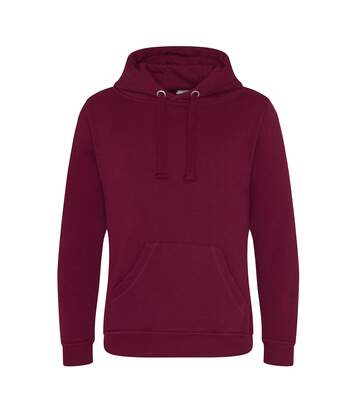 AWDis Just Hoods Mens Graduate Heavyweight Hoodie (Burgundy) - UTPC2969