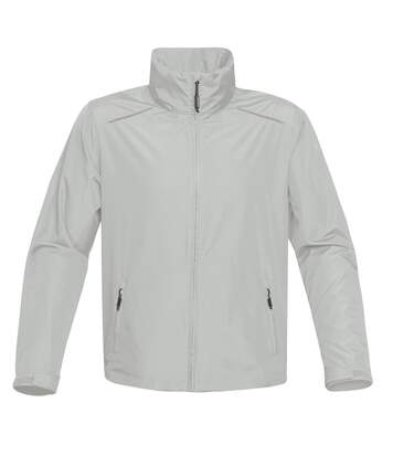Stormtech Mens Nautilus Performance Shell Jacket (Cool Silver) - UTBC3881