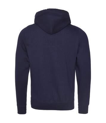AWDis Hoods Mens Cross Neck Hoodie (Oxford Navy) - UTRW5363