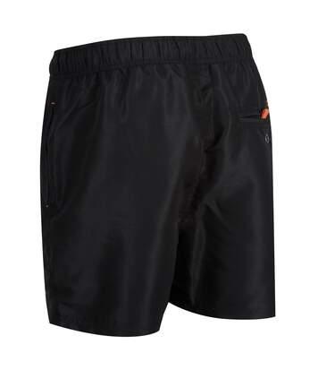 Regatta Mens Mawson II Swim Shorts (Black) - UTRG4023