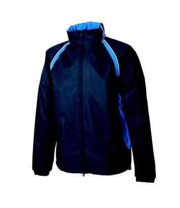 Finden & Hales Mens Waterproof / Breathable Performance Jacket (Navy/Royal) - UTRW444