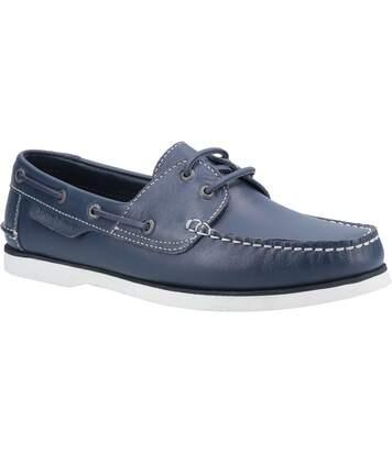 Hush Puppies - Chaussures bateau HENRY - Homme (Bleu) - UTFS6084