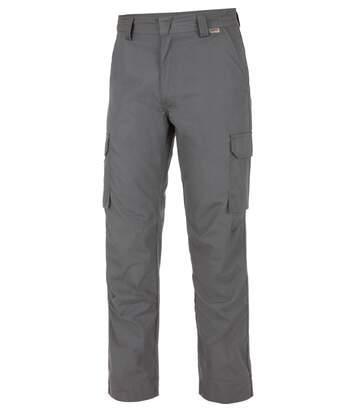 Pantalon de travail Classic Summer Würth MODYF gris