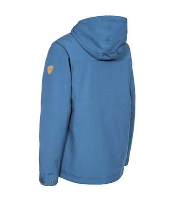 Trespass Womens/Ladies Devoted Waterproof Jacket (Indigo) - UTTP4817
