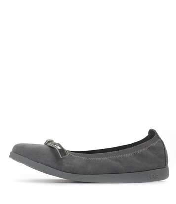 Emma Femme Chaussures Gris Les Petites Bombes