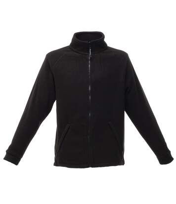 Regatta Mens Sigma Heavyweight Anti-Pill Fleece Jacket (Black) - UTRW1203