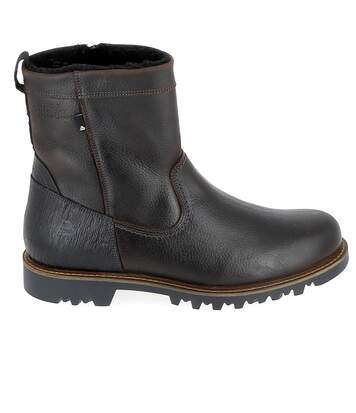 BULL BOXER Boots BBKSU10 Marron
