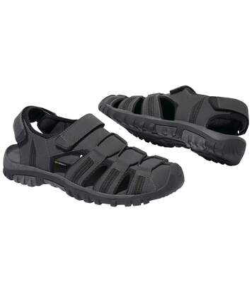 Men's All-Terrain Sandals - Anthracite Black