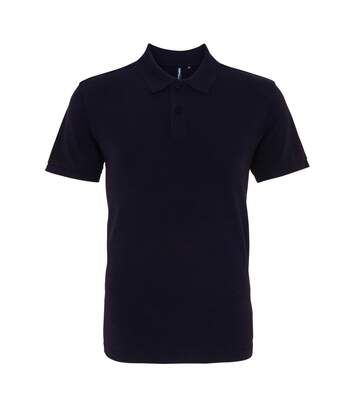 Asquith & Fox Mens Plain Short Sleeve Polo Shirt (Washed Red) - UTRW3471