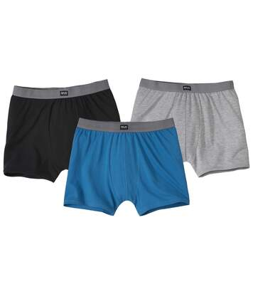 3er-Pack Boxershorts Stretch Comfort