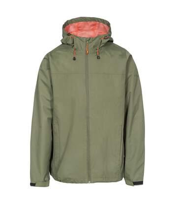 Trespass Mens Waterproof Jacket (Moss) - UTTP4594
