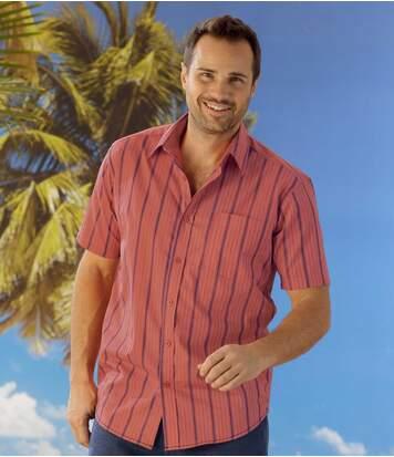 Рубашка из Хлопка Atlas For Men