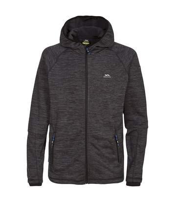 Trespass Mens Northwood Fleece Jacket (Black Marl) - UTTP4375