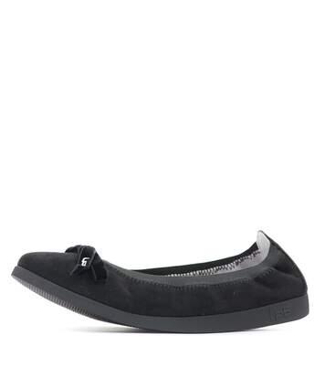 Emma Femme Chaussures Noir Les Petites Bombes
