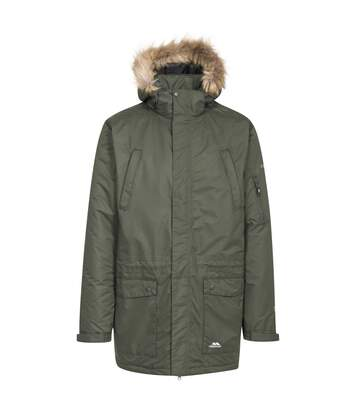 Trespass Mens Jaydin Waterproof Jacket (Olive) - UTTP3571