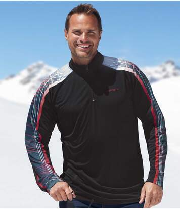 Winter Sport Polo van polyester
