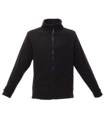 Regatta Sigma Symmetry Heavyweight Anti-Pill Fleece Jacket (380 GSM) (Black) - UTBC809