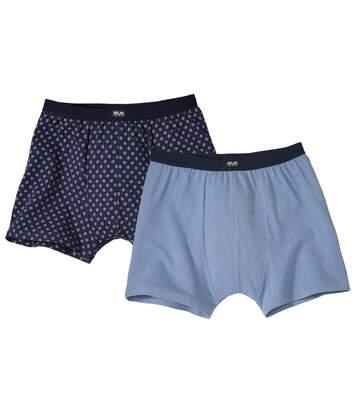 Set van 2 comfortabele boxershorts