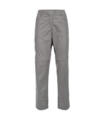 Trespass Womens/Ladies Rambler Convertible Hiking Trousers (Storm Grey) - UTTP3592