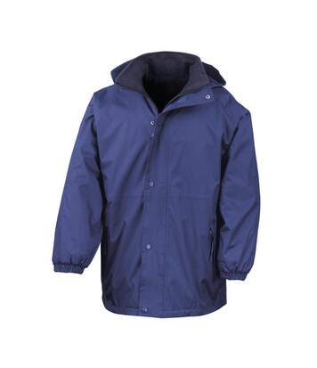 Result Mens Reversible StormDri 4,000 Waterproof Windproof Anti Pilling Fleece Jacket (Royal/Navy) - UTBC884