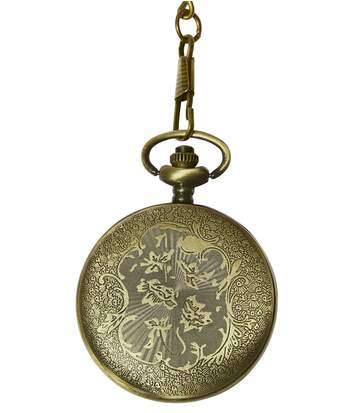 Men's Texas Rodeo Pocket Watch