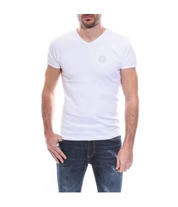 T-shirt col V coton KJ MARKO - KAPSULE