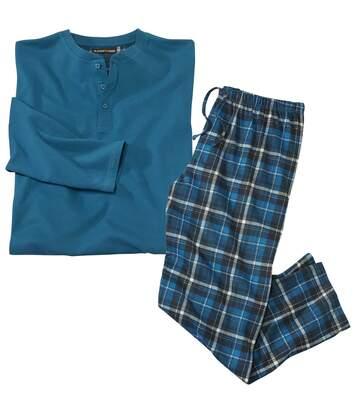 Bavlněné pyžamo Trendy