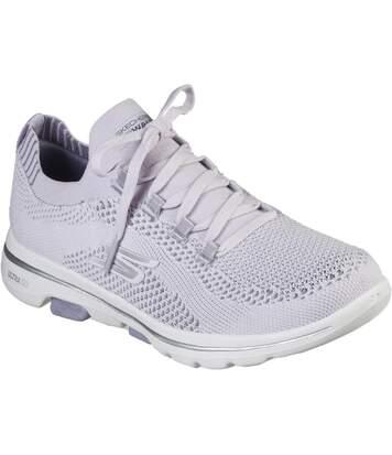 Skechers - Baskets Go Walk - Femme (Violet pâle) - UTFS7026
