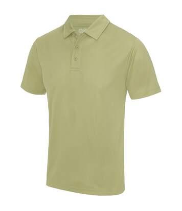 Just Cool Mens Plain Sports Polo Shirt (Orange Crush) - UTRW691