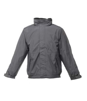 Regatta Dover Waterproof Windproof Jacket (Thermo-Guard Insulation) (Dark Green/Dark Green) - UTBC839