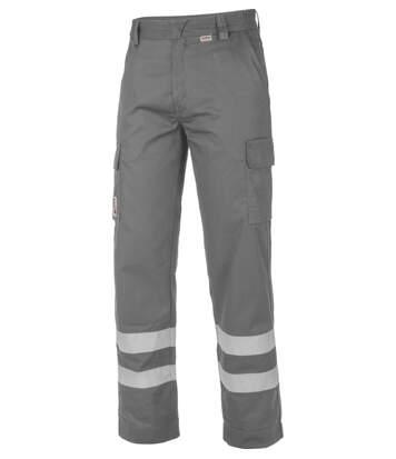 Pantalon de travail Classic Reflex Würth MODYF gris
