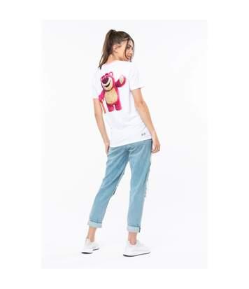 Hype - T-Shirt - Femme (Blanc) - UTHY888