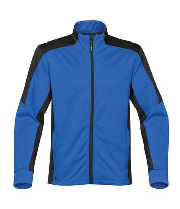 Stormtech Mens Chakra Fleece Jacket (Azure Blue) - UTRW5982