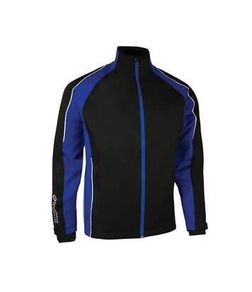Sunderland Mens Vancouver Pro Jacket (Black/Electric Blue) - UTPC3651