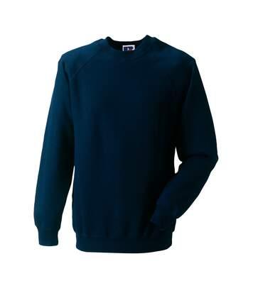 Russell Classic Sweatshirt (French Navy) - UTBC573