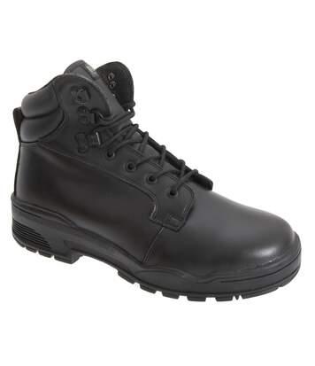 Magnum Mens Patrol Cen Military & Security Boots (Black) - UTDF791