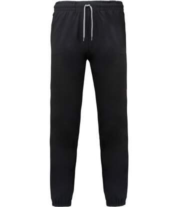 pantalon jogging unisexe- PA186-PA068 - gris foncé
