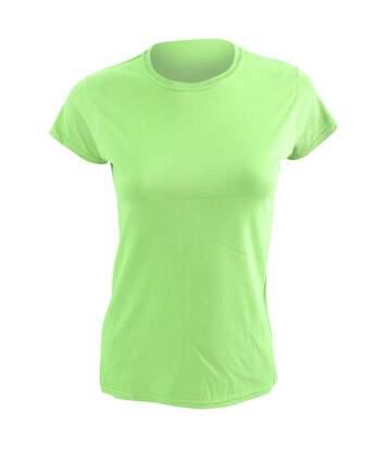 Gildan - T-Shirt À Manches Courtes - Femme (Vert menthe) - UTBC486