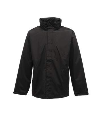 Regatta Mens Standout Ardmore Jacket (Waterproof & Windproof) (Seal Grey/Black) - UTBC3041