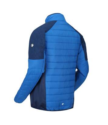 Regatta Mens Halton II Insulated Jacket (Deep Teal/Magnet Grey) - UTRG4453