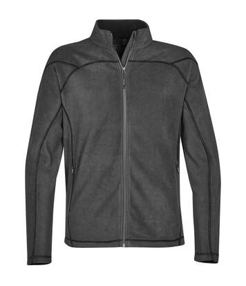 Stormtech Mens Reactor Fleece Shell Jacket (Black) - UTBC3889