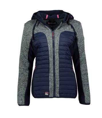 Veste marine femme Geographical Norway Taqueuse Lady 054