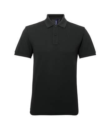 Asquith & Fox Mens Short Sleeve Performance Blend Polo Shirt (Red) - UTRW5350
